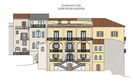 Palazzo Ricci Design Updates